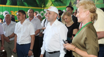 27 июля 2017 года на территории Цивильского района состоялся Приволжский День поля «Ячмень, солод, хмель и пиво России»